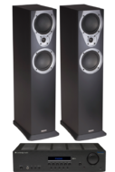 Pachete PROMO STEREO Mission MX-4 + Cambridge Audio Topaz SR20Mission MX-4 + Cambridge Audio Topaz SR20