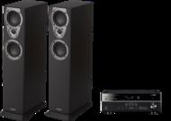 Pachete PROMO STEREO Mission MX-3 + Yamaha RX-V381Mission MX-3 + Yamaha RX-V381