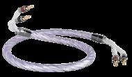 Cabluri audio Cablu QED Genesis Silver Spiral 3mCablu QED Genesis Silver Spiral 3m