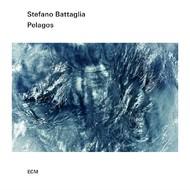 Muzica CD CD ECM Records Stefano Battaglia: PelagosCD ECM Records Stefano Battaglia: Pelagos