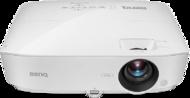 Videoproiectoare  Videoproiector BenQ MS535 + Ecran proiectie BenQ Ecran proiectie manual 160 x 120 cm  cadou! Videoproiector BenQ MS535 + Ecran proiectie BenQ Ecran proiectie manual 160 x 120 cm  cadou!