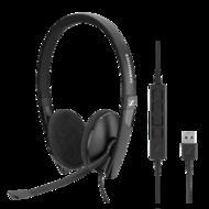 Casti Callcenter / Office Casti Sennheiser SC 160 USBCasti Sennheiser SC 160 USB