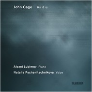 Muzica CD CD ECM Records Alexei Lubimov, Natalia Pschenitschnikova - John Cage: As It IsCD ECM Records Alexei Lubimov, Natalia Pschenitschnikova - John Cage: As It Is