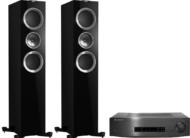 Pachete PROMO STEREO KEF R700 + Cambridge Audio CXA80KEF R700 + Cambridge Audio CXA80