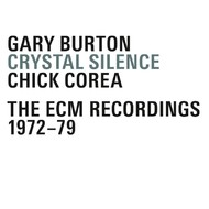 Muzica CD CD ECM Records Gary Burton, Chick Corea: Crystal Silence, The ECM Recordings 1972-79 (4 CD-Box)CD ECM Records Gary Burton, Chick Corea: Crystal Silence, The ECM Recordings 1972-79 (4 CD-Box)