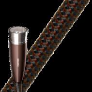 Cabluri audio Cablu Audioquest Coffee 110Ω AES / EBU Digital 1mCablu Audioquest Coffee 110Ω AES / EBU Digital 1m