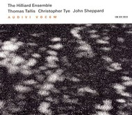 Muzica CD CD ECM Records Hilliard Ensemble - Tallis, Tye, Sheppard: Audivi VocemCD ECM Records Hilliard Ensemble - Tallis, Tye, Sheppard: Audivi Vocem