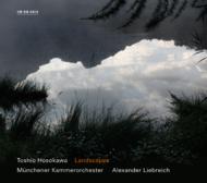 Muzica CD CD ECM Records MKO/A.Liebreich - Hosokawa: LandscapesCD ECM Records MKO/A.Liebreich - Hosokawa: Landscapes
