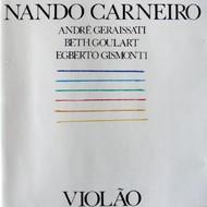 Muzica CD CD ECM Records Nando Carneiro: ViolaoCD ECM Records Nando Carneiro: Violao