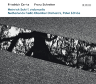 Muzica CD CD ECM Records Cerha / Schreker - N.R.C.O. / Peter EotvosCD ECM Records Cerha / Schreker - N.R.C.O. / Peter Eotvos