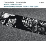 Muzica CD CD ECM Records Heinrich Schiff, Peter Eotvos - Friedriech Cerha / Franz SchrekerCD ECM Records Heinrich Schiff, Peter Eotvos - Friedriech Cerha / Franz Schreker