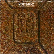 Viniluri VINIL ECM Records Gary Burton: Seven Songs For Quartet & Chamber OrchestraVINIL ECM Records Gary Burton: Seven Songs For Quartet & Chamber Orchestra