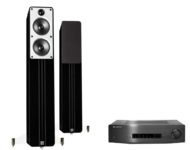 Pachete PROMO STEREO Q Acoustics Concept 40 + Cambridge Audio CXA60Q Acoustics Concept 40 + Cambridge Audio CXA60