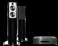 Pachete PROMO STEREO Pachet PROMO Q Acoustics Concept 40 + Cambridge Audio CXA60Pachet PROMO Q Acoustics Concept 40 + Cambridge Audio CXA60