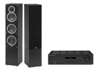 Pachete PROMO STEREO Elac Debut F5  + Cambridge Audio Topaz SR20Elac Debut F5  + Cambridge Audio Topaz SR20