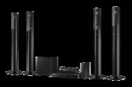 Home Cinema  Sistem Home Cinema Samsung HT-J5550W, Blu-ray, 5.1 Canale, Wi-Fi, 1000 W Sistem Home Cinema Samsung HT-J5550W, Blu-ray, 5.1 Canale, Wi-Fi, 1000 W