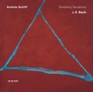 Muzica CD CD ECM Records Andras Schiff - Bach: Goldberg VariationsCD ECM Records Andras Schiff - Bach: Goldberg Variations