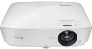 Videoproiectoare  Videoproiector BenQ MW535 + Ecran proiectie BenQ Ecran proiectie manual 160 x 120 cm  cadou! Videoproiector BenQ MW535 + Ecran proiectie BenQ Ecran proiectie manual 160 x 120 cm  cadou!