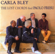 Muzica CD CD ECM Records Carla Bley: The Lost Chords find Paolo FresuCD ECM Records Carla Bley: The Lost Chords find Paolo Fresu