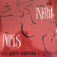 Viniluri VINIL Universal Records PHIL COLLINS - A HOT NIGHT IN PARISVINIL Universal Records PHIL COLLINS - A HOT NIGHT IN PARIS