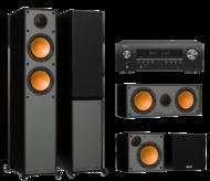 Pachete PROMO SURROUND Pachet PROMO Monitor Audio Monitor 200 pachet 5.0 + Denon AVR-S650HPachet PROMO Monitor Audio Monitor 200 pachet 5.0 + Denon AVR-S650H