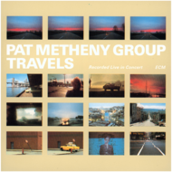 Muzica VINIL ECM Records Pat Metheny Group: TravelsVINIL ECM Records Pat Metheny Group: Travels