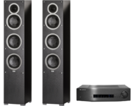 Pachete PROMO STEREO Elac Debut F6  + Cambridge Audio CXA60Elac Debut F6  + Cambridge Audio CXA60
