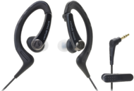 Casti Sport Casti Sport Audio-Technica ATH-Sport1iSCasti Sport Audio-Technica ATH-Sport1iS