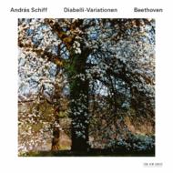 Muzica CD CD ECM Records Andras Schiff: Beethoven - Diabelli-VariationenCD ECM Records Andras Schiff: Beethoven - Diabelli-Variationen
