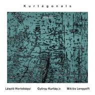 Muzica CD CD ECM Records KurtagonalsCD ECM Records Kurtagonals