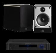 Pachete PROMO STEREO Q Acoustics Concept 20 + Emotiva TA-100Q Acoustics Concept 20 + Emotiva TA-100