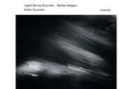Muzica CD CD ECM Records Keller Quartett - Ligeti String Quartets/Barber AdagioCD ECM Records Keller Quartett - Ligeti String Quartets/Barber Adagio