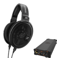 Pachete PROMO Casti si AMP Sennheiser HD 660 S + iFi Micro iDSD BlackSennheiser HD 660 S + iFi Micro iDSD Black