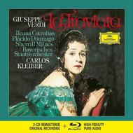 Muzica CD CD Deutsche Grammophon (DG) Verdi - Traviata ( Kleiber, Cotrubas, Domingo ) CD + BluRay AudioCD Deutsche Grammophon (DG) Verdi - Traviata ( Kleiber, Cotrubas, Domingo ) CD + BluRay Audio