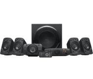 Home Cinema  Sistem surround 5.1 Logitech - Z906  Sistem surround 5.1 Logitech - Z906