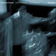 Muzica CD CD ECM Records Charles Lloyd, Zakir Hussain, Eric Harland: SangamCD ECM Records Charles Lloyd, Zakir Hussain, Eric Harland: Sangam