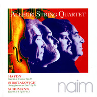 Muzica CD CD Naim Allegri String Quartet: Haydn, Shostakovich, SchumannCD Naim Allegri String Quartet: Haydn, Shostakovich, Schumann
