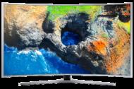 Televizoare  TV Samsung UE-49MU6502, Argintiu, Curbat, Quad-Core, HDR, 123 cm TV Samsung UE-49MU6502, Argintiu, Curbat, Quad-Core, HDR, 123 cm