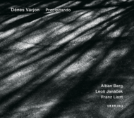 Muzica CD CD ECM Records Denes Varjon: PrecipitandoCD ECM Records Denes Varjon: Precipitando