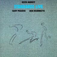 Muzica CD CD ECM Records Keith Jarrett Trio: Standards LiveCD ECM Records Keith Jarrett Trio: Standards Live