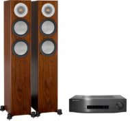 Pachete PROMO STEREO Monitor Audio Silver 200 + Cambridge Audio CXA80Monitor Audio Silver 200 + Cambridge Audio CXA80