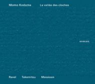 Muzica CD CD ECM Records Momo Kodama - Ravel / Takemitsu / Messiaen: La Vallee Des ClochesCD ECM Records Momo Kodama - Ravel / Takemitsu / Messiaen: La Vallee Des Cloches