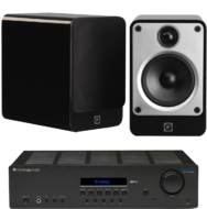 Pachete PROMO STEREO Q Acoustics Concept 20 + Cambridge Audio Topaz SR20Q Acoustics Concept 20 + Cambridge Audio Topaz SR20
