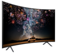 Televizoare TV Samsung UE-49RU7372, Curved, UHD, Smart, UHD Dimming, Auto Depth Enhancer, HDR 10+, WiFi, DVB-T2CS2TV Samsung UE-49RU7372, Curved, UHD, Smart, UHD Dimming, Auto Depth Enhancer, HDR 10+, WiFi, DVB-T2CS2