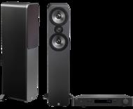 Pachete PROMO STEREO Pachet PROMO Q Acoustics 3050 + NAD C 338Pachet PROMO Q Acoustics 3050 + NAD C 338