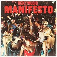 Viniluri VINIL Universal Records Roxy Music - ManifestoVINIL Universal Records Roxy Music - Manifesto