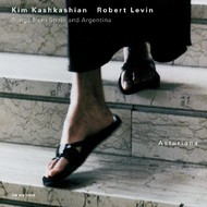 Muzica CD CD ECM Records Kim Kashkashian, Robert Levin: Asturiana - Songs From Spain And ArgentinaCD ECM Records Kim Kashkashian, Robert Levin: Asturiana - Songs From Spain And Argentina