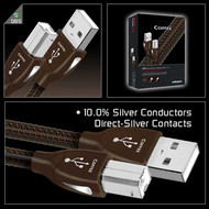 Cabluri audio Cablu Audioquest Coffee USBCablu Audioquest Coffee USB