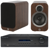 Pachete PROMO STEREO Q Acoustics 3020i + Cambridge Audio Topaz SR10Q Acoustics 3020i + Cambridge Audio Topaz SR10