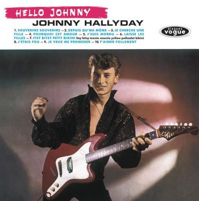 Viniluri VINIL Universal Records Johnny Hallyday - Hello JohnnyVINIL Universal Records Johnny Hallyday - Hello Johnny